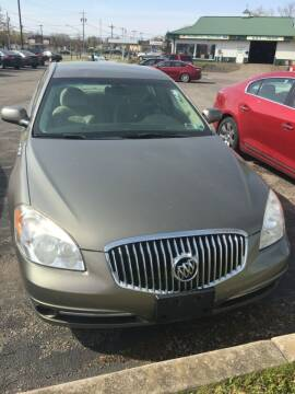 2011 Buick Lucerne for sale at Hamburg Motors in Hamburg NY