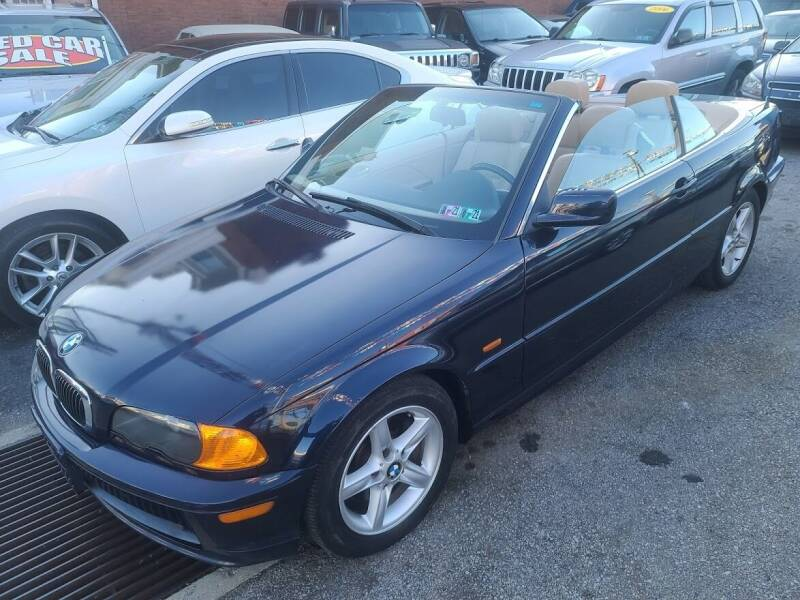 2002 BMW 3 Series for sale at Rockland Auto Sales in Philadelphia PA