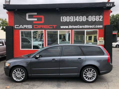 2010 Volvo V50 for sale at Cars Direct in Ontario CA