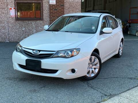 2011 Subaru Impreza for sale at JMAC IMPORT AND EXPORT STORAGE WAREHOUSE in Bloomfield NJ