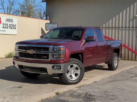 2015 Chevrolet Silverado 1500 for sale at Auto Bankruptcy Loans in Chickasha OK