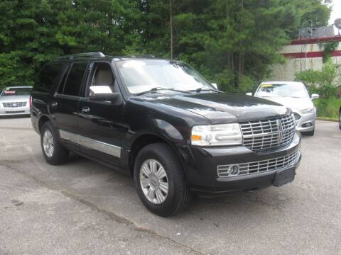 2013 Lincoln Navigator for sale at Discount Auto Sales in Pell City AL