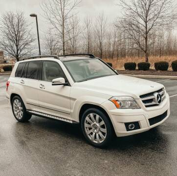 2012 Mercedes-Benz GLK for sale at Sinclair Auto Inc. in Pendleton IN