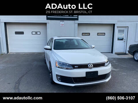 2014 Volkswagen Jetta for sale at ADAuto LLC in Bristol CT