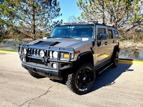 2003 HUMMER H2 for sale at Excalibur Auto Sales in Palatine IL