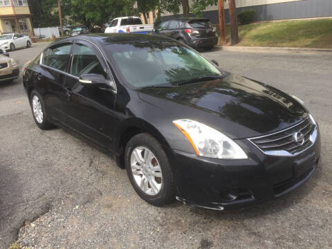 2011 Nissan Altima for sale at UNION AUTO SALES in Vauxhall NJ