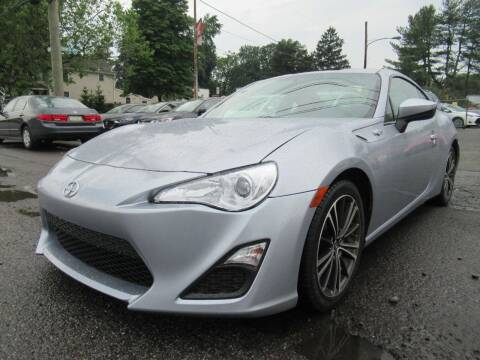 2015 Scion FR-S for sale at PRESTIGE IMPORT AUTO SALES in Morrisville PA