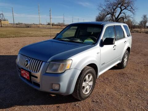 2008 Mercury Mariner for sale at Best Car Sales in Rapid City SD