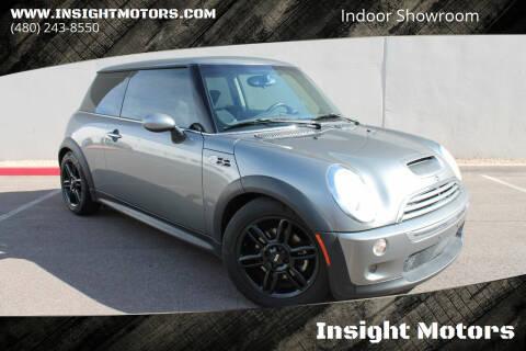 2006 MINI Cooper for sale at Insight Motors in Tempe AZ