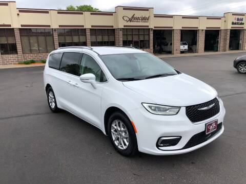 2021 Chrysler Pacifica for sale at ASSOCIATED SALES & LEASING in Marshfield WI