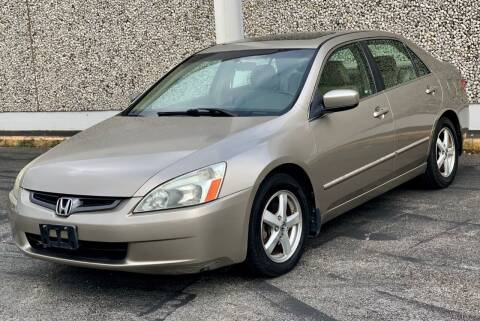 2003 Honda Accord for sale at Texas Auto Corporation in Houston TX