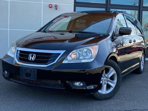 2010 Honda Odyssey for sale at MAGIC AUTO SALES in Little Ferry NJ