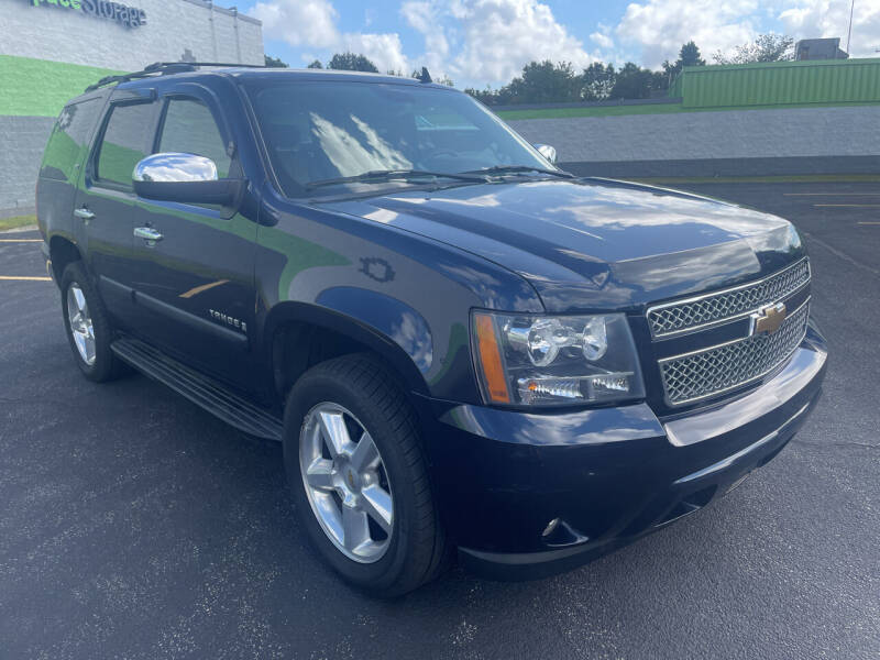 2008 Chevrolet Tahoe for sale at South Shore Auto Mall in Whitman MA