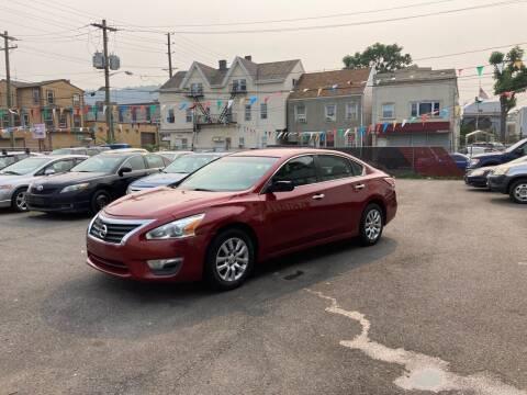 2014 Nissan Altima for sale at 21st Ave Auto Sale in Paterson NJ