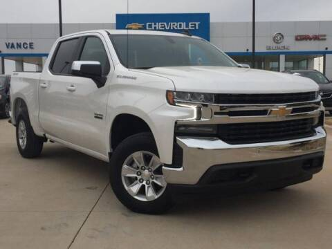 2021 Chevrolet Silverado 1500 for sale at Vance Fleet Services in Guthrie OK