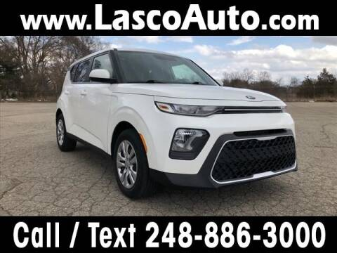 2020 Kia Soul for sale at Lasco of Waterford in Waterford MI