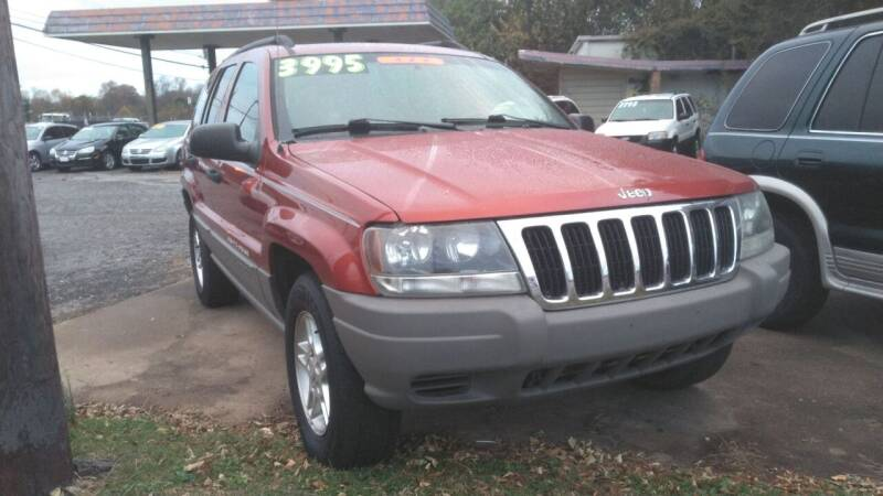2002 Jeep Grand Cherokee for sale at IMPORT MOTORSPORTS in Hickory NC