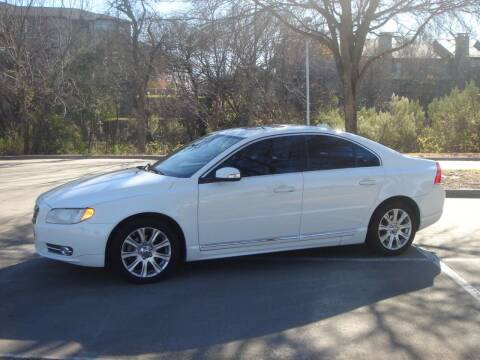 2010 Volvo S80 for sale at ACH AutoHaus in Dallas TX