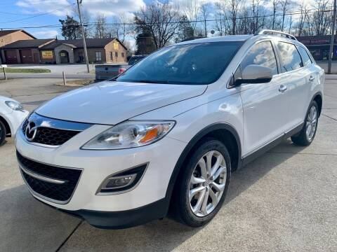 2012 Mazda CX-9 for sale at HillView Motors in Shepherdsville KY
