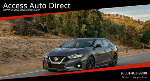 2018 Nissan Maxima for sale at Access Auto Direct in Baldwin NY