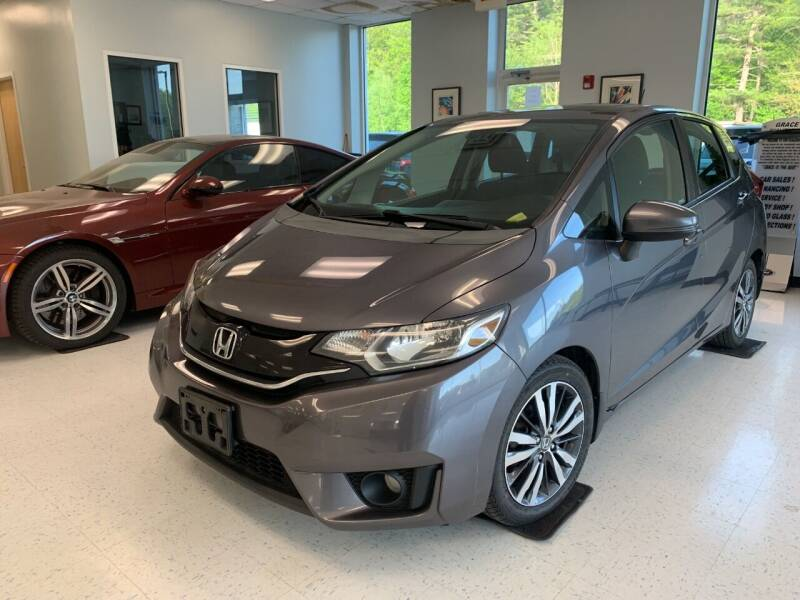 2015 Honda Fit for sale at Grace Quality Cars in Phillipston MA