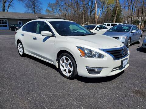 2013 Nissan Altima for sale at AFFORDABLE IMPORTS in New Hampton NY