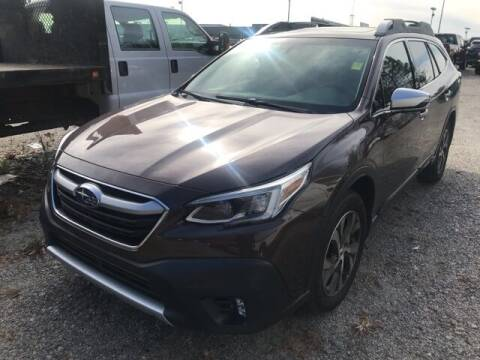 2020 Subaru Outback for sale at BILLY HOWELL FORD LINCOLN in Cumming GA