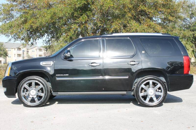 2012 Cadillac Escalade Hybrid for sale at Continental Auto Group in Jacksonville FL