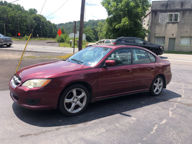 2009 Subaru Legacy for sale at Edward's Motors in Scott Township PA