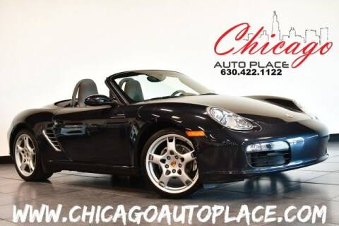 2006 Porsche Boxster for sale at Chicago Auto Place in Bensenville IL