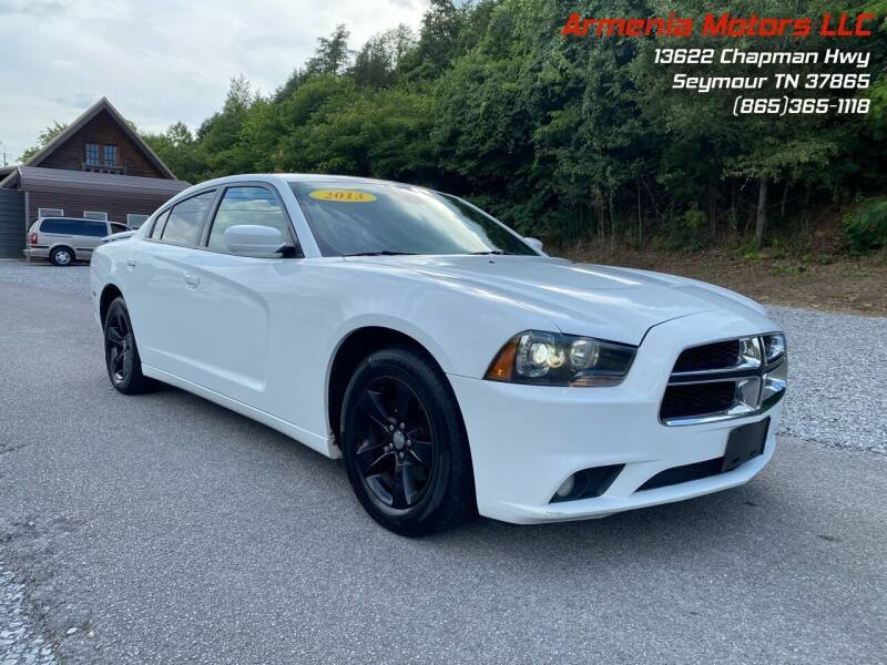 2013 Dodge Charger for sale at Armenia Motors in Seymour TN