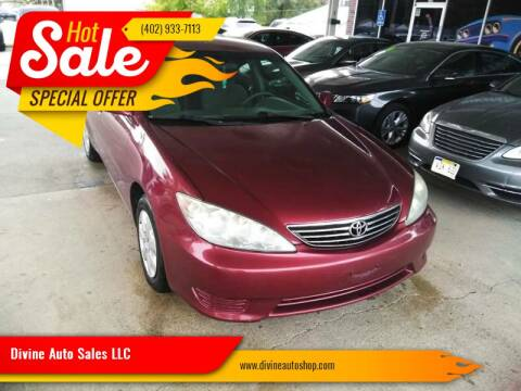 2006 Toyota Camry for sale at Divine Auto Sales LLC in Omaha NE