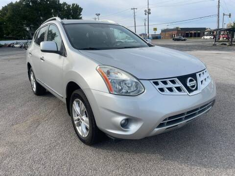2013 Nissan Rogue for sale at CHAD AUTO SALES in Bridgeton MO
