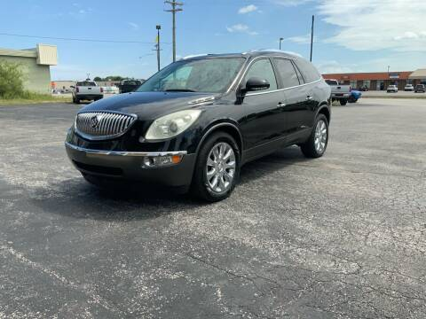 2011 Buick Enclave for sale at Stein Motors Inc in Traverse City MI