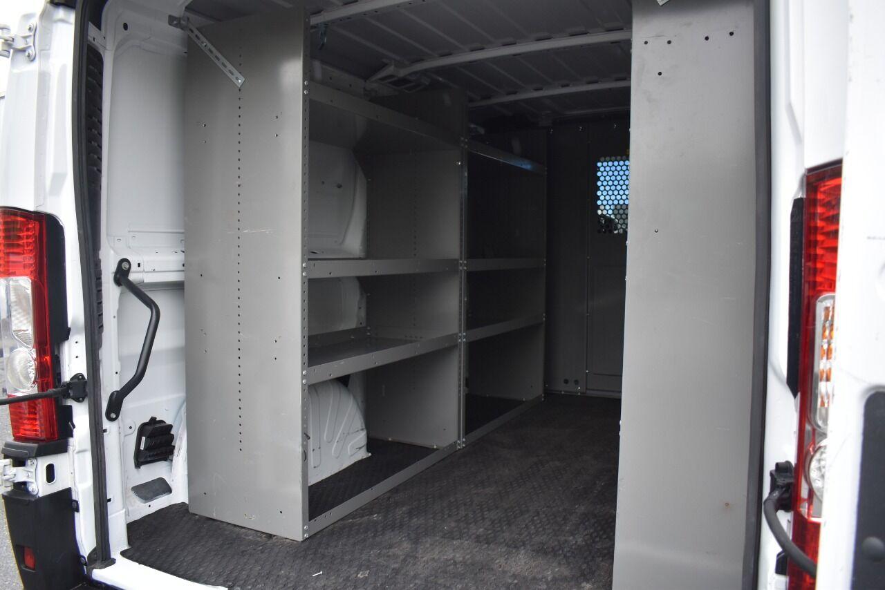 2019 RAM ProMaster Cargo 1500 136 WB 3dr Low Roof Cargo Van full