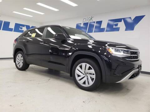 2021 Volkswagen Atlas Cross Sport for sale at HILEY MAZDA VOLKSWAGEN of ARLINGTON in Arlington TX