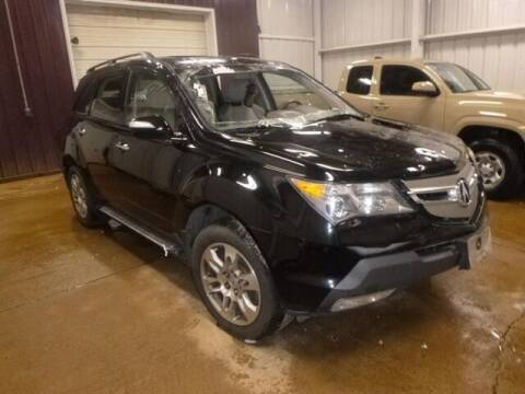 2009 Acura MDX for sale at East Coast Auto Source Inc. in Bedford VA