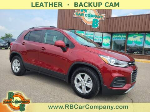 2021 Chevrolet Trax for sale at R & B Car Co in Warsaw IN