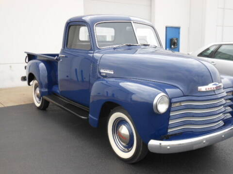 1950 Chevrolet 3100 for sale at Alan Browne Chevy in Genoa IL