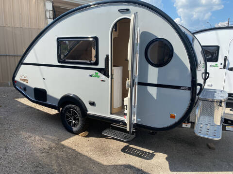 2022 NUCAMP T@B 400 for sale at ROGERS RV in Burnet TX
