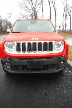 2015 Jeep Renegade for sale at TruckMax in N. Laurel MD
