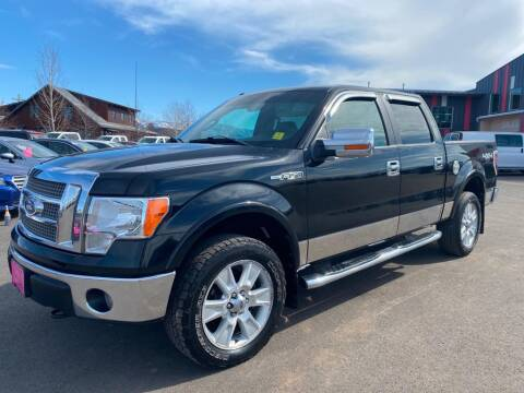 2010 Ford F-150 for sale at Snyder Motors Inc in Bozeman MT