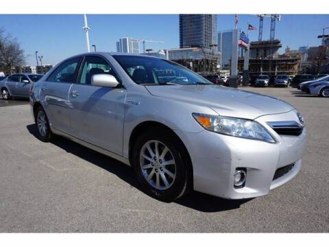 2010 Toyota Camry Hybrid for sale at BEAMAN TOYOTA in Nashville TN