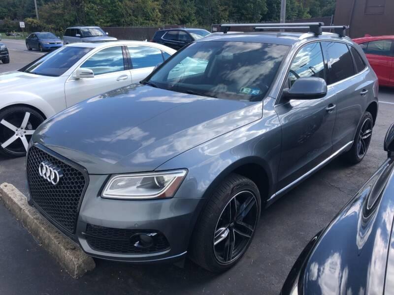 2013 Audi Q5 for sale at Maroun's Motors, Inc in Boardman OH