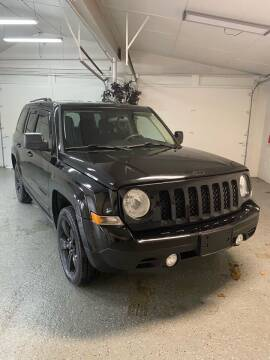 2015 Jeep Patriot for sale at Mass Auto Exchange in Framingham MA