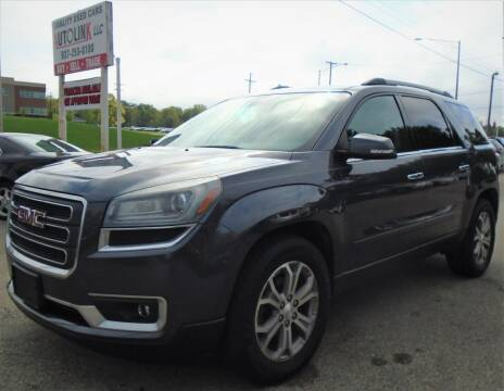 2013 GMC Acadia for sale at AutoLink LLC in Dayton OH