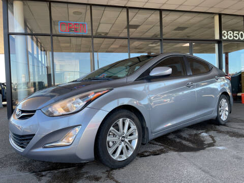 2014 Hyundai Elantra for sale at South Commercial Auto Sales in Salem OR