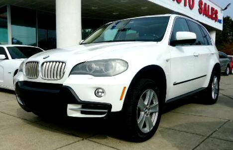 2008 BMW X5 for sale at Pars Auto Sales Inc in Stone Mountain GA