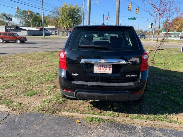 2015 Chevrolet Equinox LS 4dr SUV - Indianapolis IN