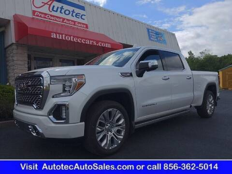 2020 GMC Sierra 1500 for sale at Autotec Auto Sales in Vineland NJ